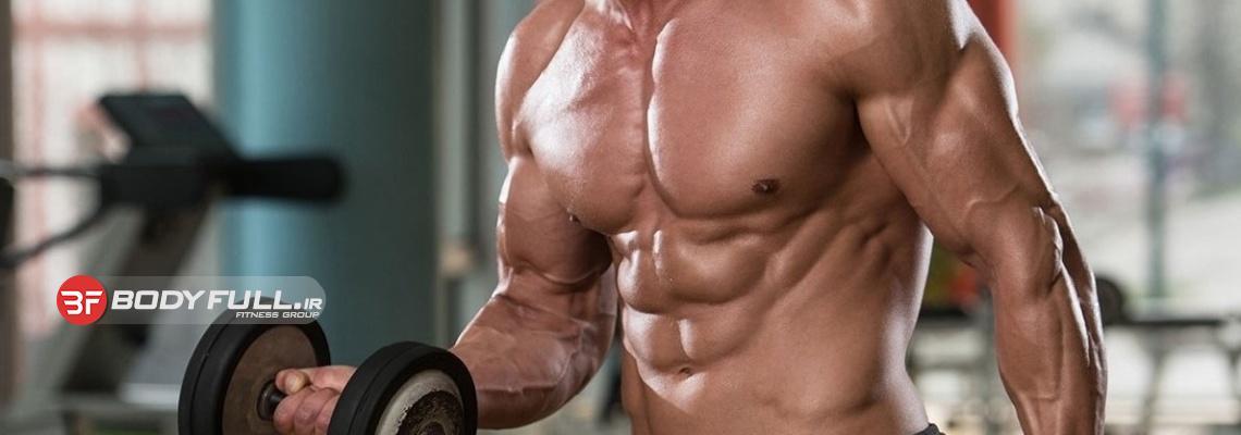 برنامه بدنسازی کوتاه برای بازو