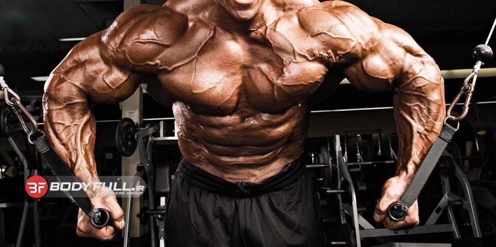 برنامه ی 5 هفته ای برای عضله سازی