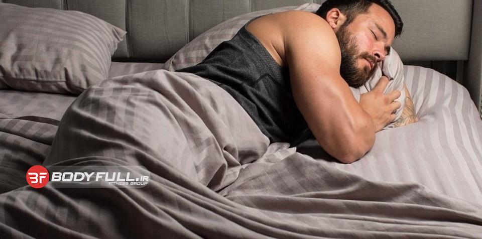 تأثیر خواب بر بدن و سلامتی