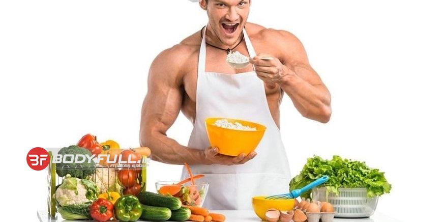 برنامه غذایی افزایش وزن