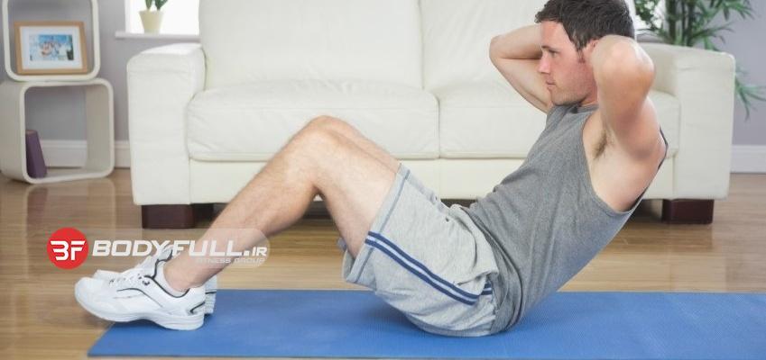 تمرین در خانه و یا در باشگاه کدامیک برای شما بهتر است؟