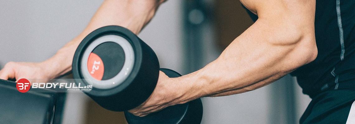 حرکات تمرینی برای تقویت عضله های 3 سر