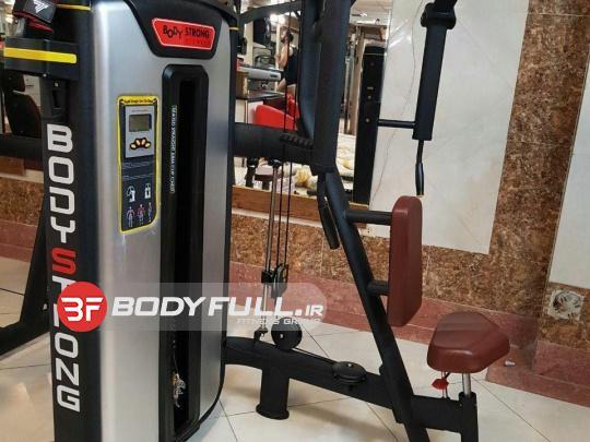 دستگاه بدنسازی بادی استرانگ بی اس BS (1)