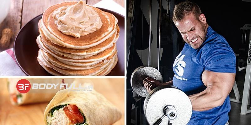 چند غذای ساده که خوردن آن ها قبل از خواب موجب عضله سازی می شود. (بخش دوم)