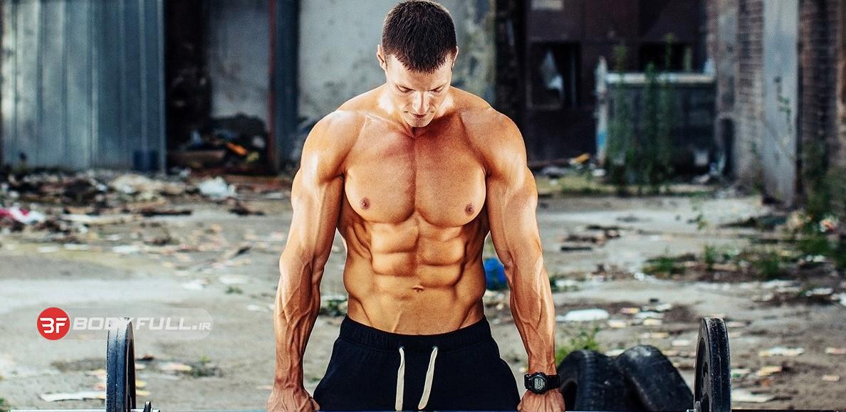 10 مدل از ددلیفت های مختلف که موجب عضله سازی بیشتر می شود.