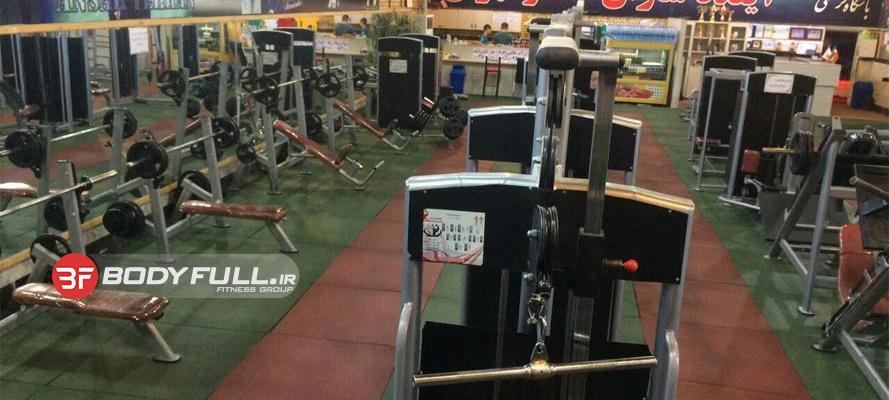 باشگاه بدنسازی انصار تهران