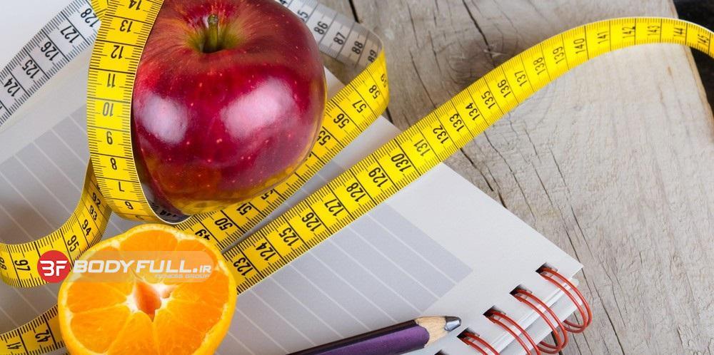 برنامه غذایی کاهش وزن