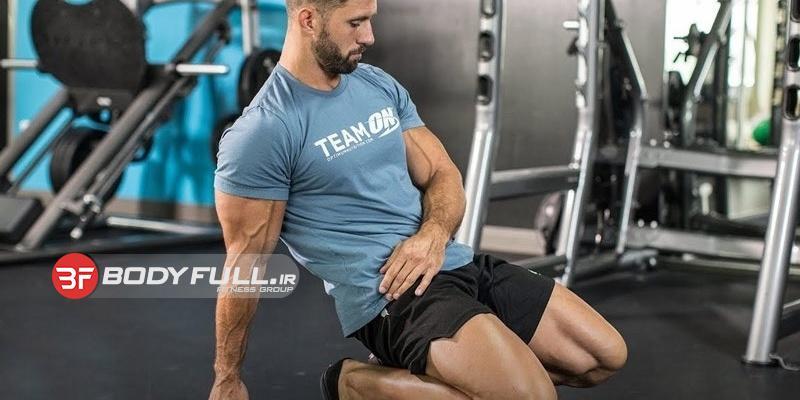تمرینات چرخشی و استراحت فعال