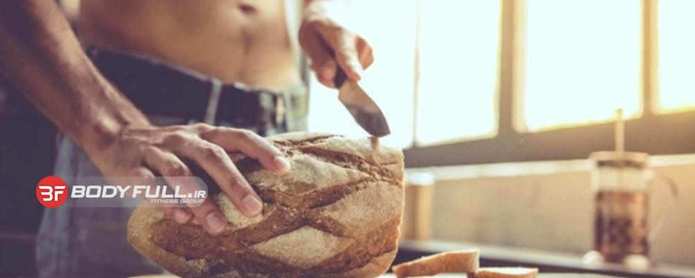 لیست غذاهای عضله ساز حاوی کربوهیدرات