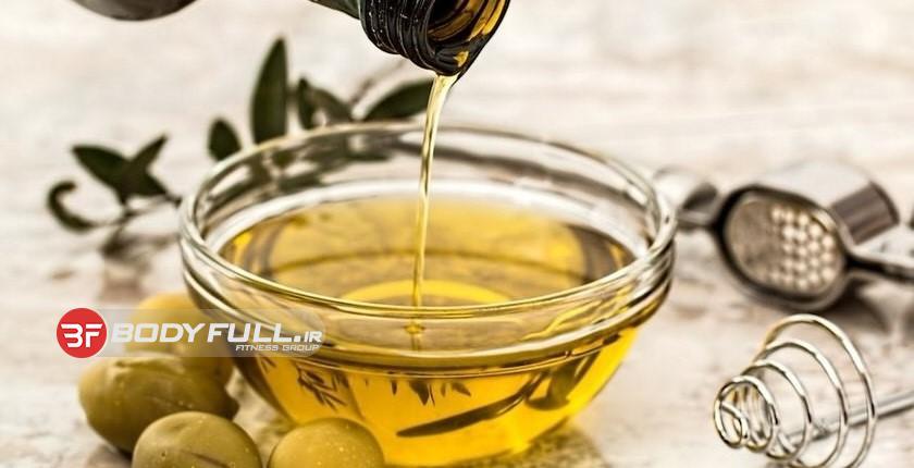 لیست مواد غذایی عضله ساز، حاوی چربی های سالم