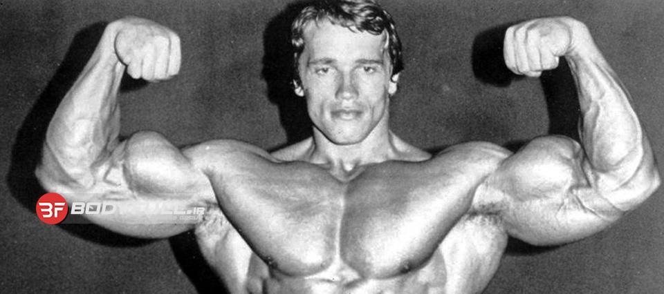 تمرین 42 ستی بازوی آرنولد