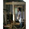 دستگاه بدنسازی چوبی