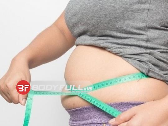 چگونگی کاهش چربی در بدن خانم ها (قسمت اول)