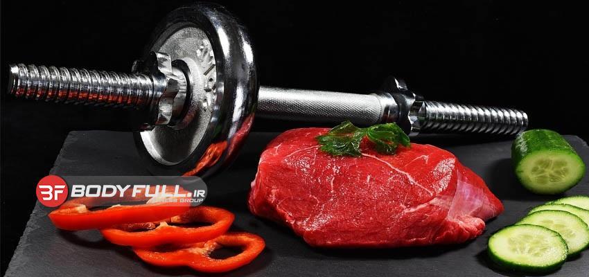 10 مورد از مواد غذایی مناسب برای عضله سازی (قسمت دوم)