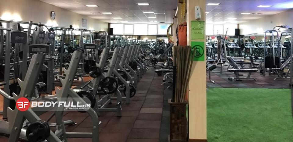 باشگاه بدنسازی بهمنی