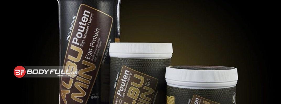 خاصیت پروتئین های آلبومین و سویا